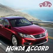 The Honda Accord ranked third on the list.