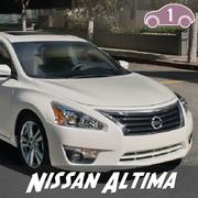 The Nissan Altima ranked first on the list.