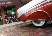 The car show alone can bring in the biggest one-day totals for many local merchants like the smoothie stand or the candy shop.
