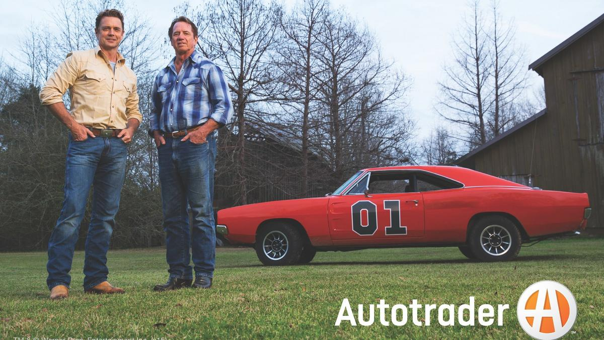"""Used Cars Pensacola >> Masters champ Bubba Watson will paint over Confederate flag on General Lee car from """"Dukes of ..."""
