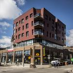 Overlook Apartments (Prospect Mall renovation): 2015 Real Estate Awards