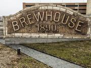 Developers demolished the former Schlitz brew house to create a park space.