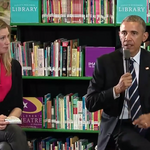 SheKnows, BlogHer talk women's salaries, women in tech, and more with President Obama