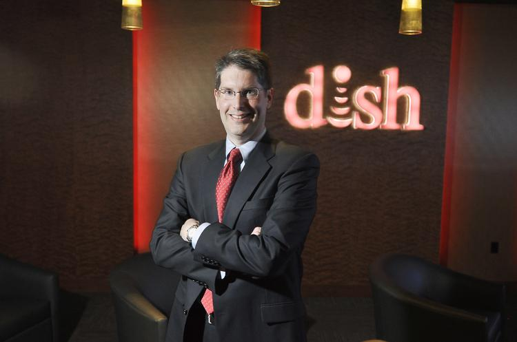 Mike McClaskey, chief information officer and senior vice president at Dish Network Corp., studied to be an English teacher before changing career paths.