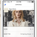 With a $25M infusion, mobile shopping app Spring has sprung