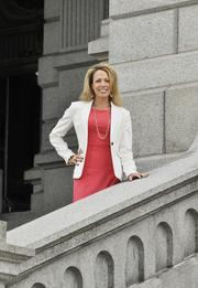 Kristin Russell became secretary of technology and chief information officer for the Governor's Office of Information Technology in 2011. She was named CIO of the Year in the Public/Nonprofit category for government entities, nonprofits, foundations and public educational institutions.