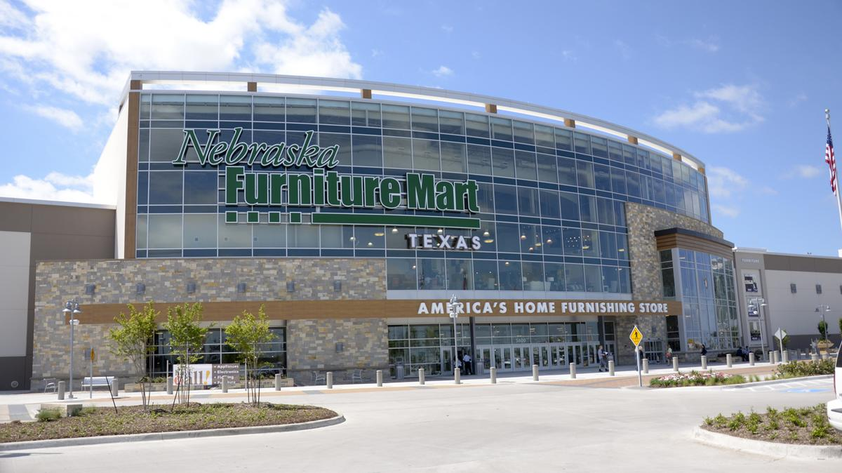 Nebraska Furniture Mart Sets Grand Opening For Thursday Dallas Business Journal