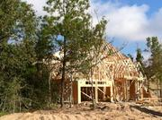 Woodforest, which is five miles north of the Woodlands and six miles south of Conroe, had one of the highest percentage increases in new home starts last year.