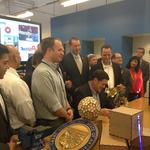 Ducey signs Arizona equity crowdfunding bill aimed at small businesses, entrepreneurs