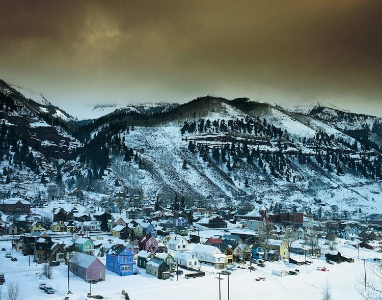 Telluride is one of five places in Colorado where creative districts were established Wednesday.
