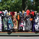 Seen from the green: Golf's many faces