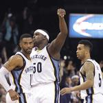 Grizzlies eclipse attendance mark, look to keep playoff sellout streak alive