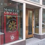 Artisanal market catering to downtown residents, workers