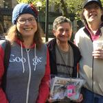 Real Change ahead: Seattle-area Google volunteers help nonprofit newspaper go digital