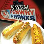Hot dog! Fenway Franks are here to stay