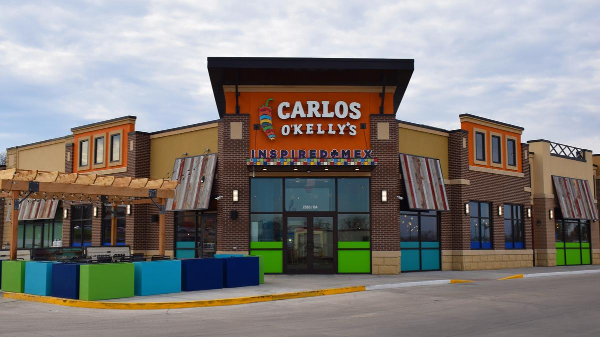 Wichitas Sasnak Management Rolls Out New Look Carlos Okellys