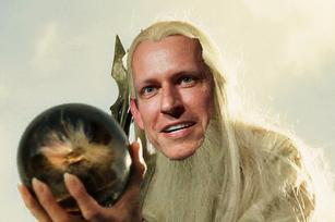 Peter Thiel has founded at least 5 'Lord of the Rings' -inspired companies