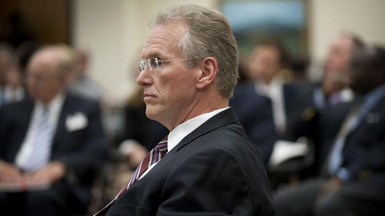 Bill Johnson, the former CEO of Progress Energy, served just one day as the top executive of Duke Energy after those two companies merged in 2012.