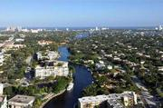 View from Unit 3501 at Las Olas Grand, Fort Lauderdale