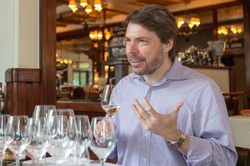 Tony Foreman talks Maryland wine