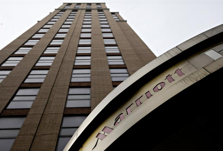Bethesda-based Marriott International currently trades on the New York Stock Exchange. But starting on Oct. 21, the hotel giant is expected to trade on the NASDAQ Global Select Market.