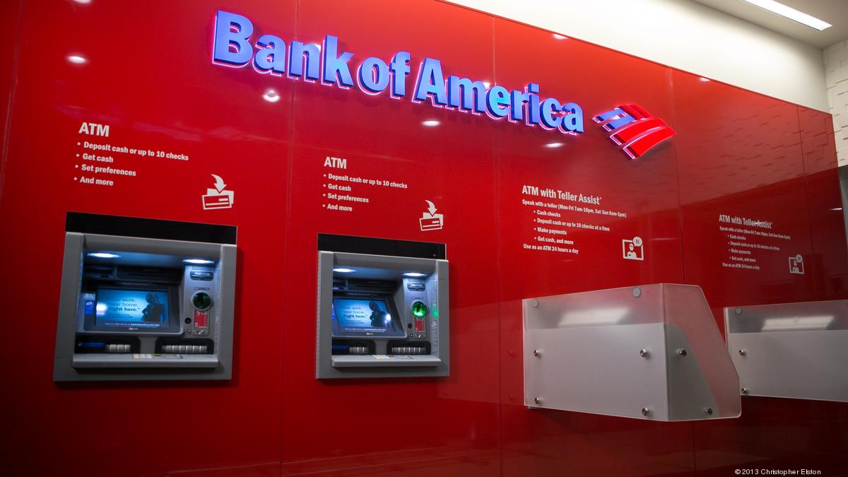 bank of america 7 page rma forms