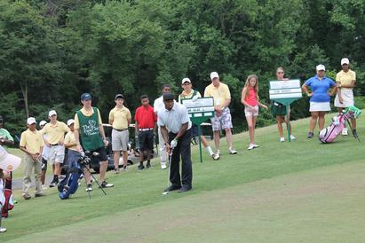 Photos: Local celebs tee off for First Tee