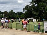 Rex golf tournament opens at TPC at Wakefield