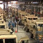 Armored vehicle manufacturer finds president