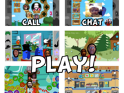 Kinskii's software embeds video chat into games.
