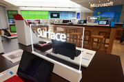 Microsoft's new Pioneer Place store opens June 20.