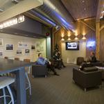 Milwaukee's Coolest Offices: 'Cool lounge,' Pabst memorabilia part of Colliers' office: Slideshow