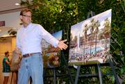 Cabana Bay project director Russ Dagon discusses details of the resort.