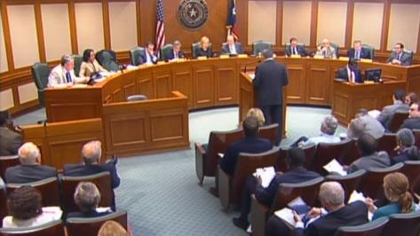 The Texas House Of Representatives Public Health Committee Heard Testimony  On Tuesday About A Bill To
