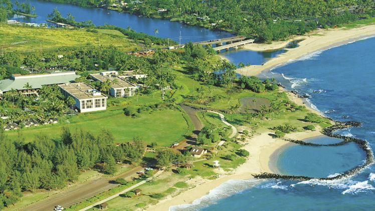 Hilton To Rebrand Kauai S Aston Aloha Beach Hotel To