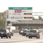Cost to use I-85 HOT lane hits $11 record