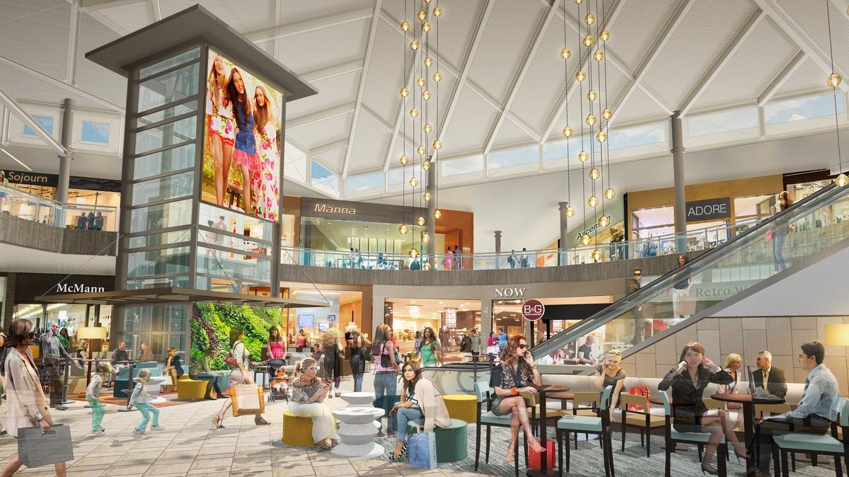 Macerich Releases Renovation Plans For Arrowhead Towne Center Phoenix Business Journal