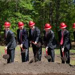 N.C. State, hotel developers break ground on The StateView Hotel, opening fall 2016