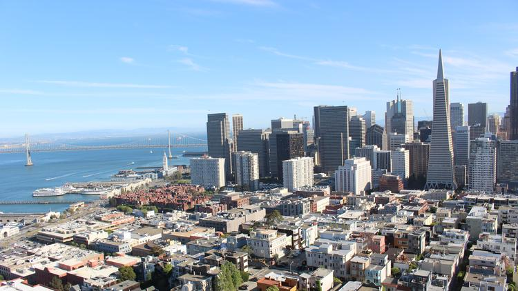 Forecast San Francisco Office Leasing May Hit Headwinds