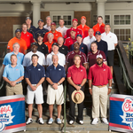 College football icons to battle it out on golf course during 2015 Chick-fil-A Peach Bowl Challenge