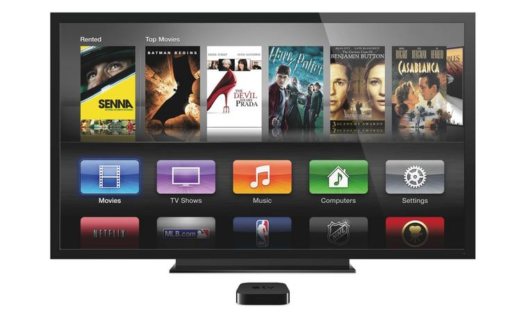Could a new version of Apple TV be unveiled Tuesday?