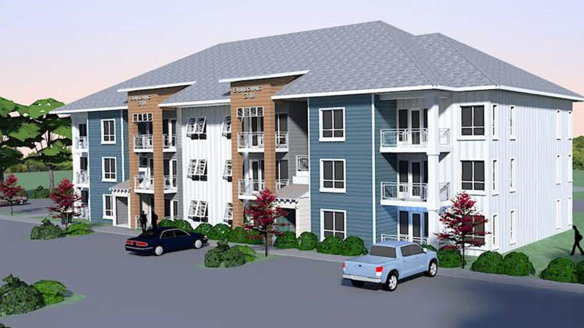 $41.9M UCF-area apartment complex construction to start ...