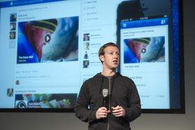 Facebook CEO Mark Zuckerbergtalks about the social-network site's upgraded News Feed which includes bigger photos, information sorted into topics and a more consistent design across devices.