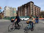 East Village businesses dust off, return to what's passing for normal
