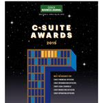 The Process: Meet the top officers of the DBJ's C-Suite Awards for 2015
