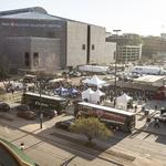 Hunzinger hired to clear BMO Harris Bradley Center's north lot ahead of Bucks' arena project