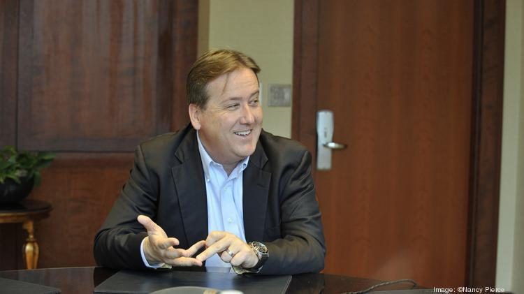ingersoll rand ceo mike lamach 39 s compensation is up 30