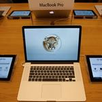 Apple introduces updated computer, but many are focused on TVs, watches and cars