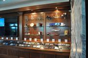 The new Esmark headquarters features a timeline display of all of the companies Esmark has owned over the years.