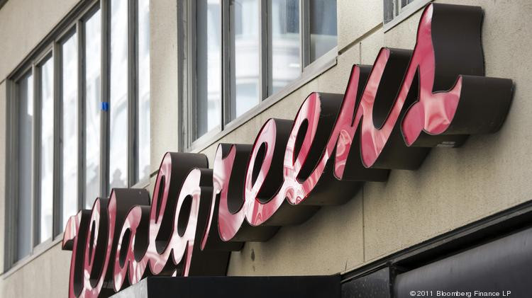 Walgreens will open later this year in a big chunk of retail space at 12th and F streets NW.
